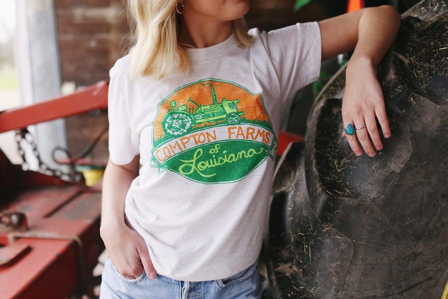 Image of Adult Compton Farms Short Sleeve Tee