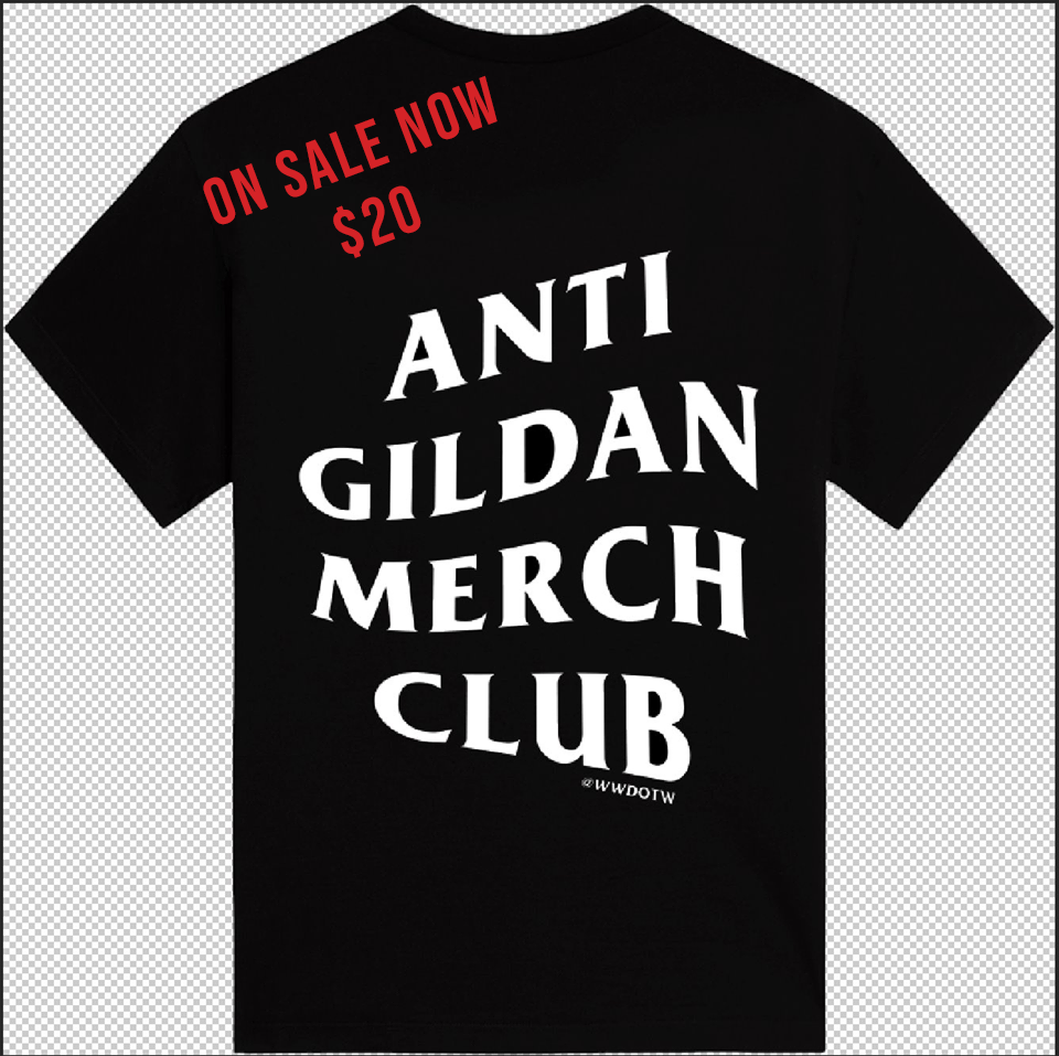 Image of Anti Gildan Tee