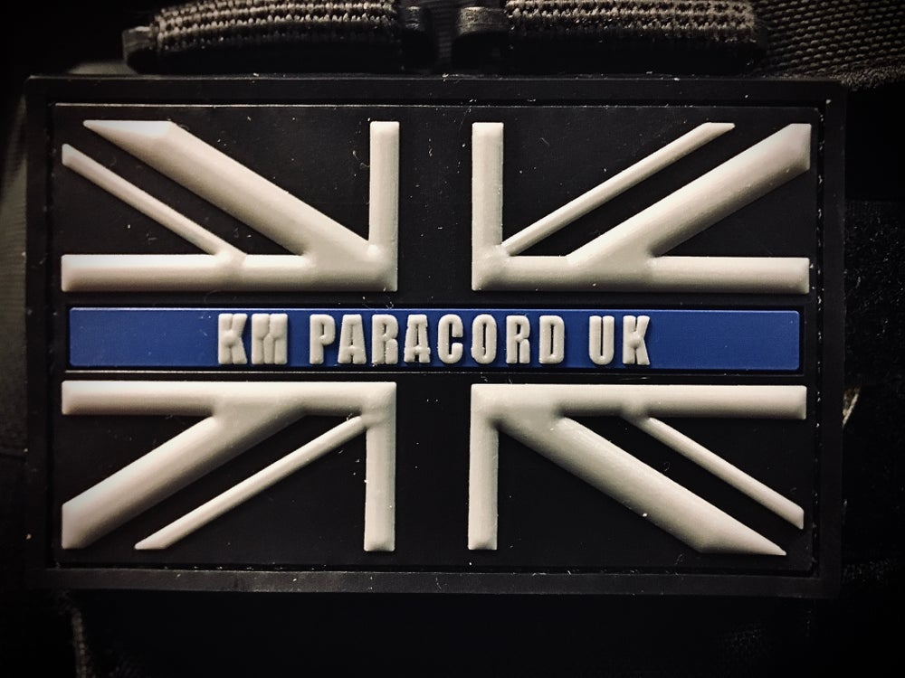 Image of KMP PVC VELCRO PATCH