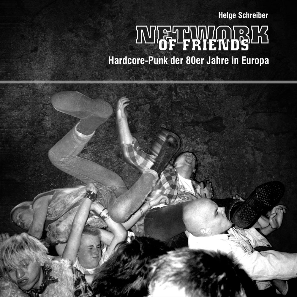 Image of Helge Schreiber - Network Of Friends *Buch* / 2020