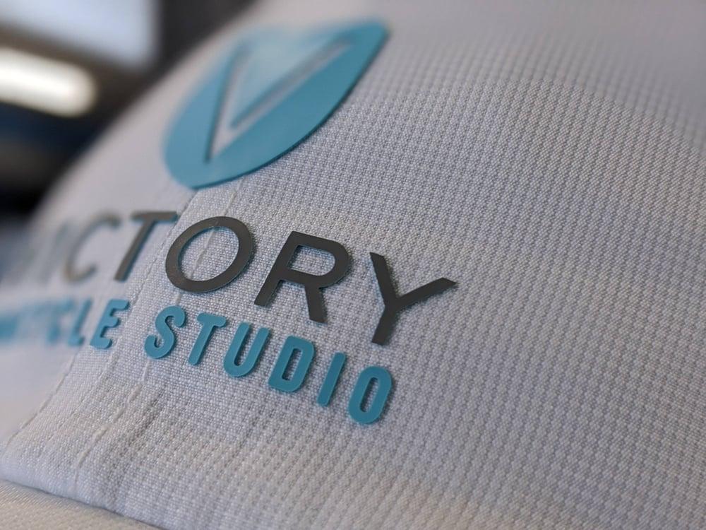 Image of Victory DriFit Technical Run Hat- White