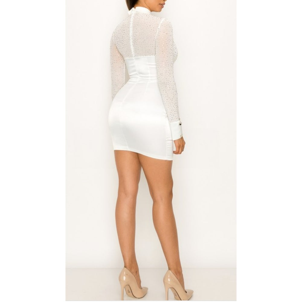 Image of Model Behavior Dress
