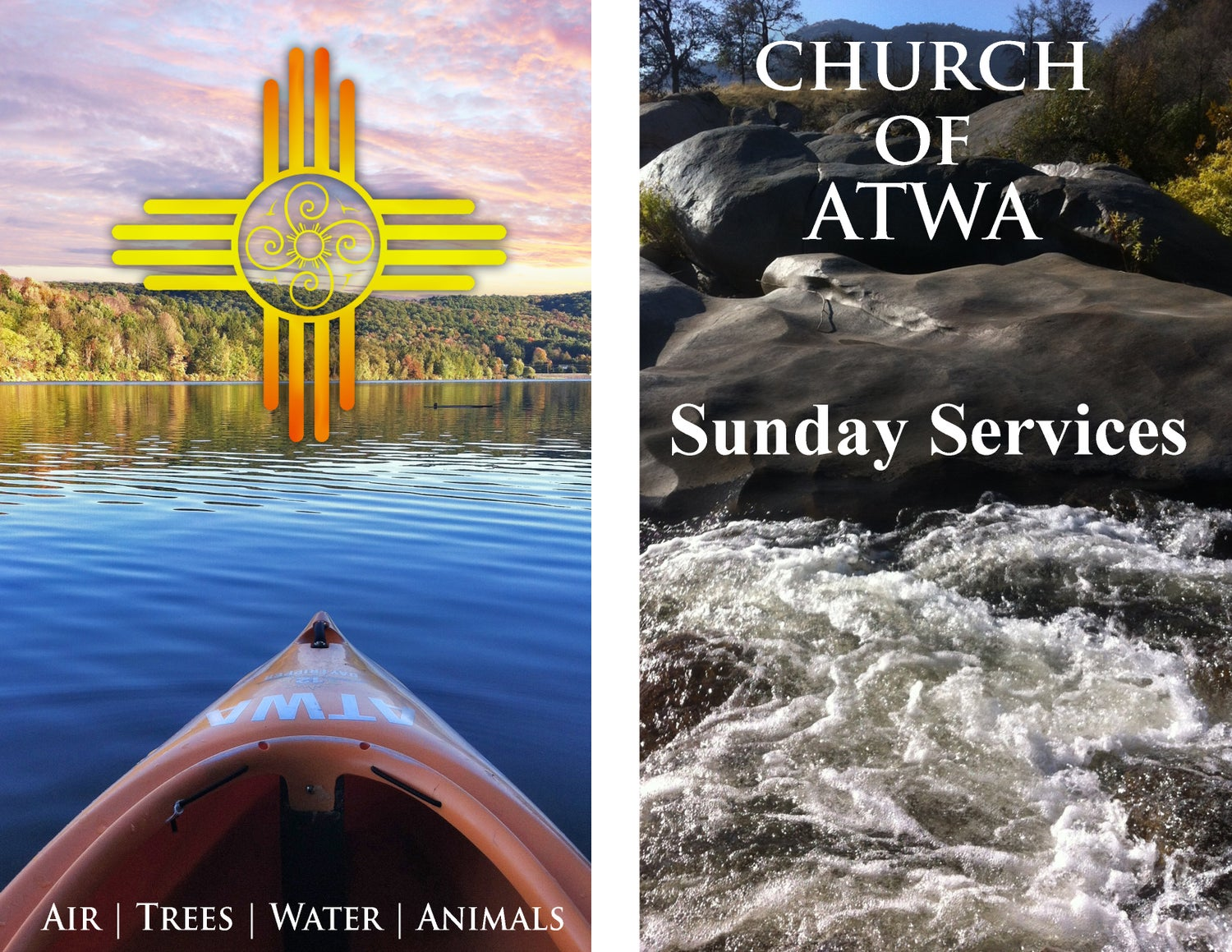 CHURCH OF ATWA BOOKLET