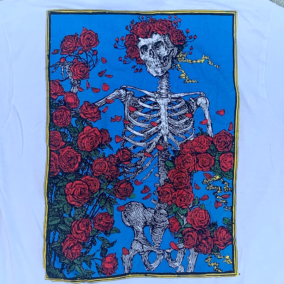 ORIGINAL VINTAGE GRATEFUL DEAD BERTHA 1990 !! XXXL