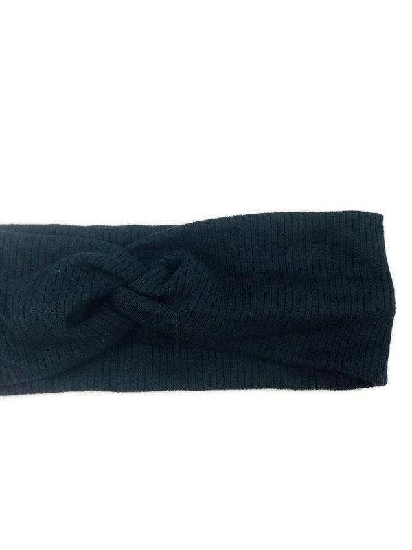 Image of Onyx Twist Headband