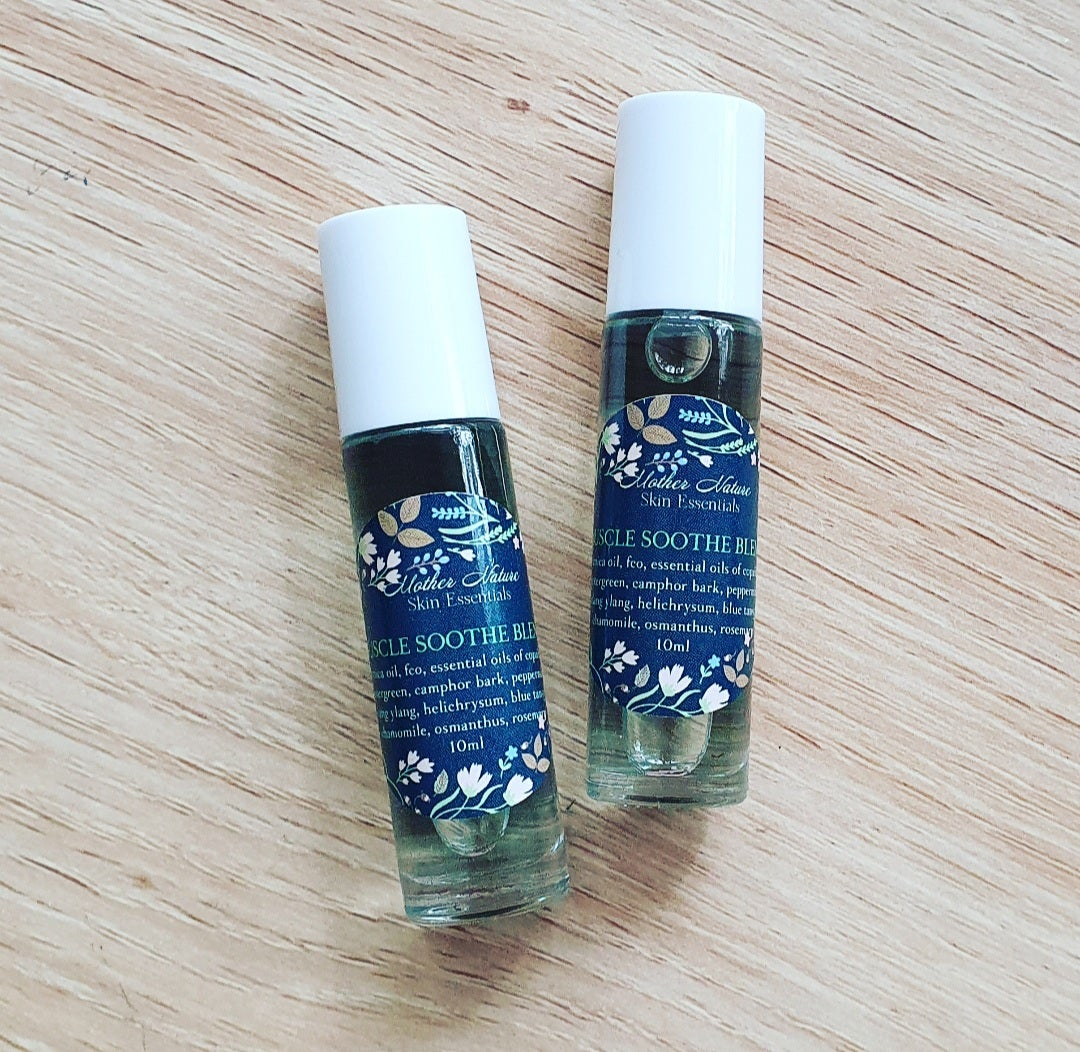 Image of MUSCLE SOOTHE Essential Oil Roller Blend