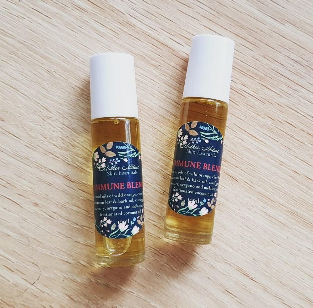 Image of IMMUNE Boost/Cold & Flu Roller Blend | Essential oil Blend