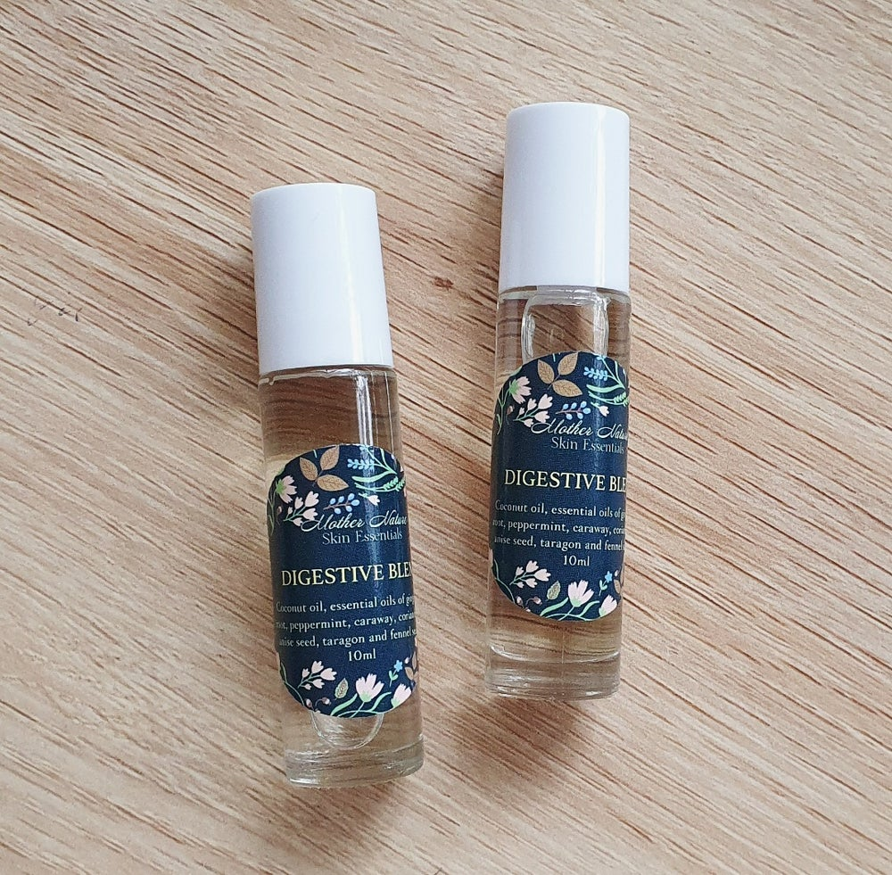 Image of Digestive/tummy tammer Essential oil roller blend