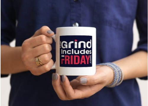Image of TGIF Coffee Cup