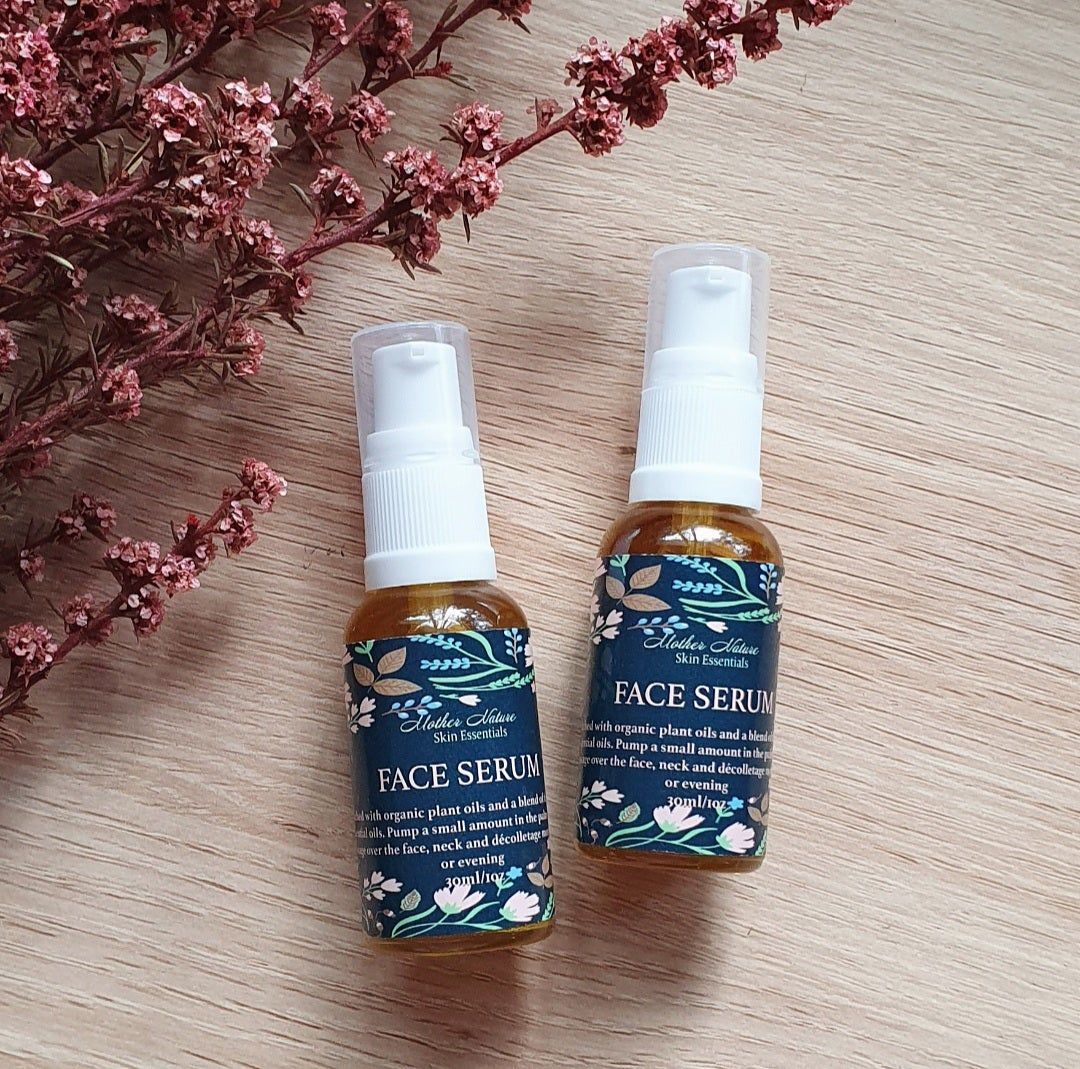 Image of Organic Facial Serums | Antioxidant Face Elixir