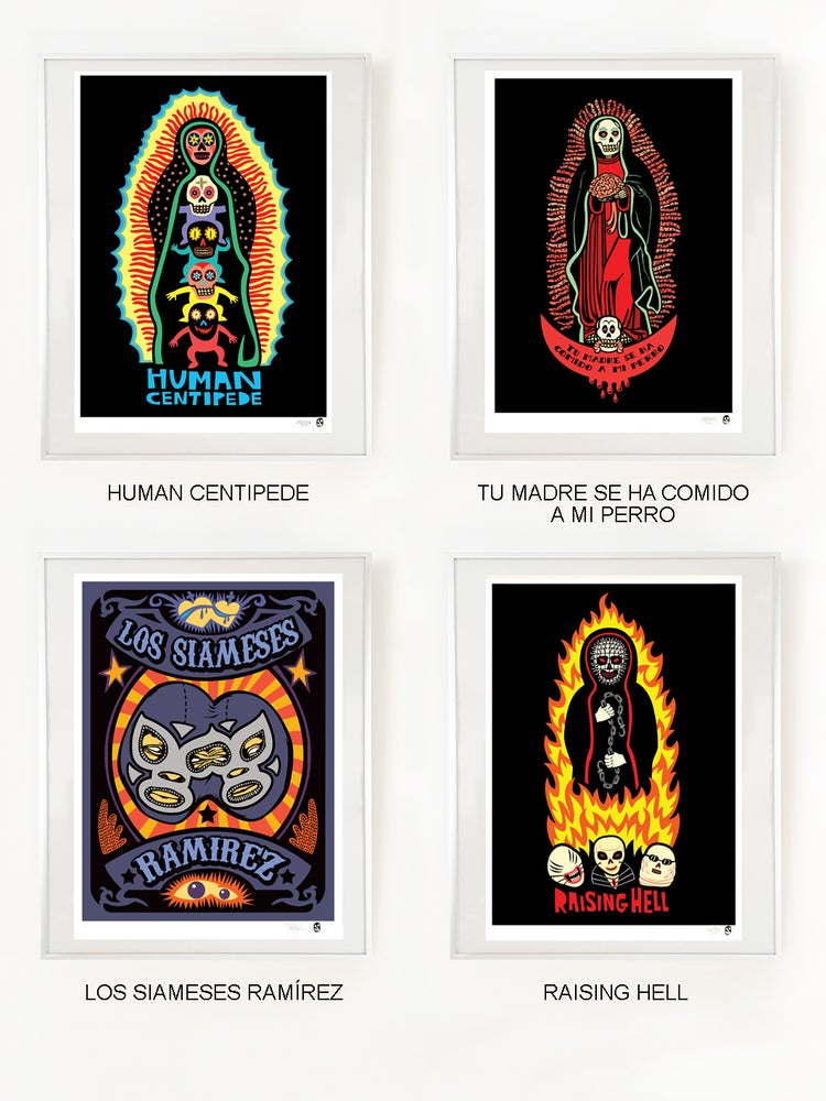 Image of MEXICO COLLECTION