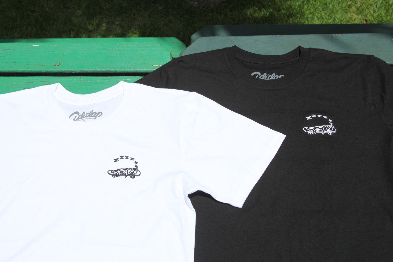 Image of Sleepy Embroidery T-shirt