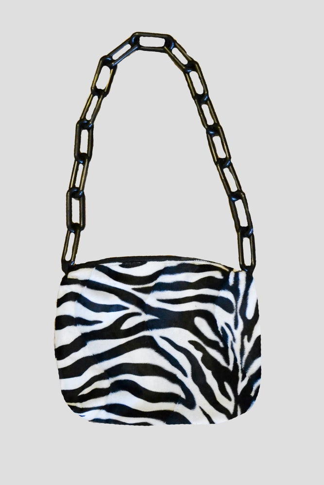 Image of Zebra Purse