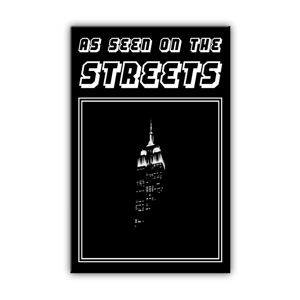 Image of As Seen On The Streets (NYC) - Zine