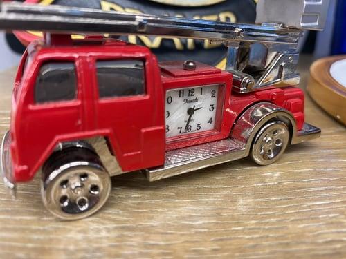Image of Novelty Emergency Vehicle Clock