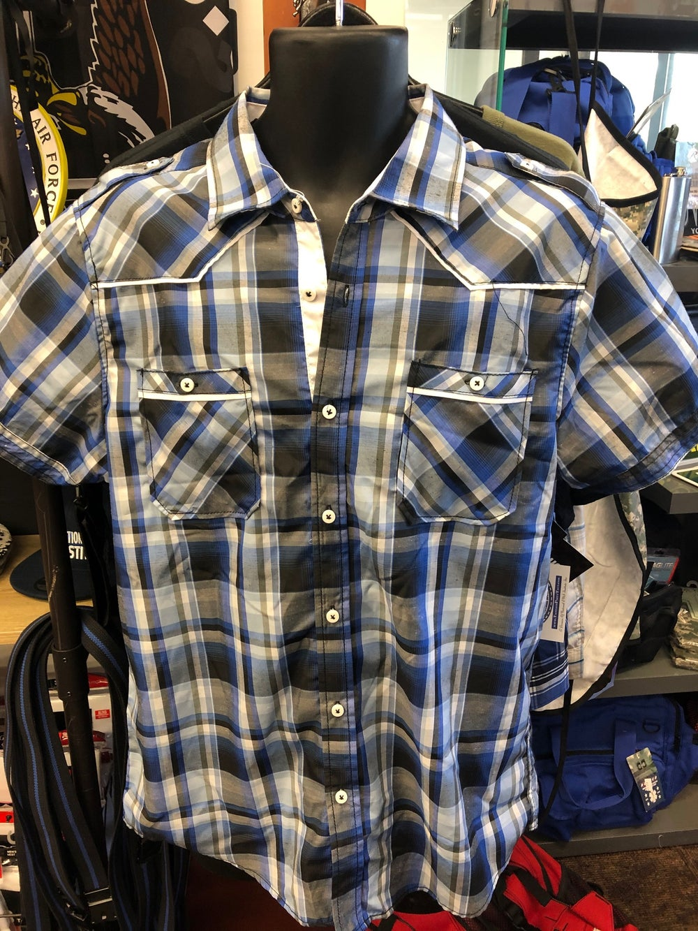 True Rock Button Up Shirts