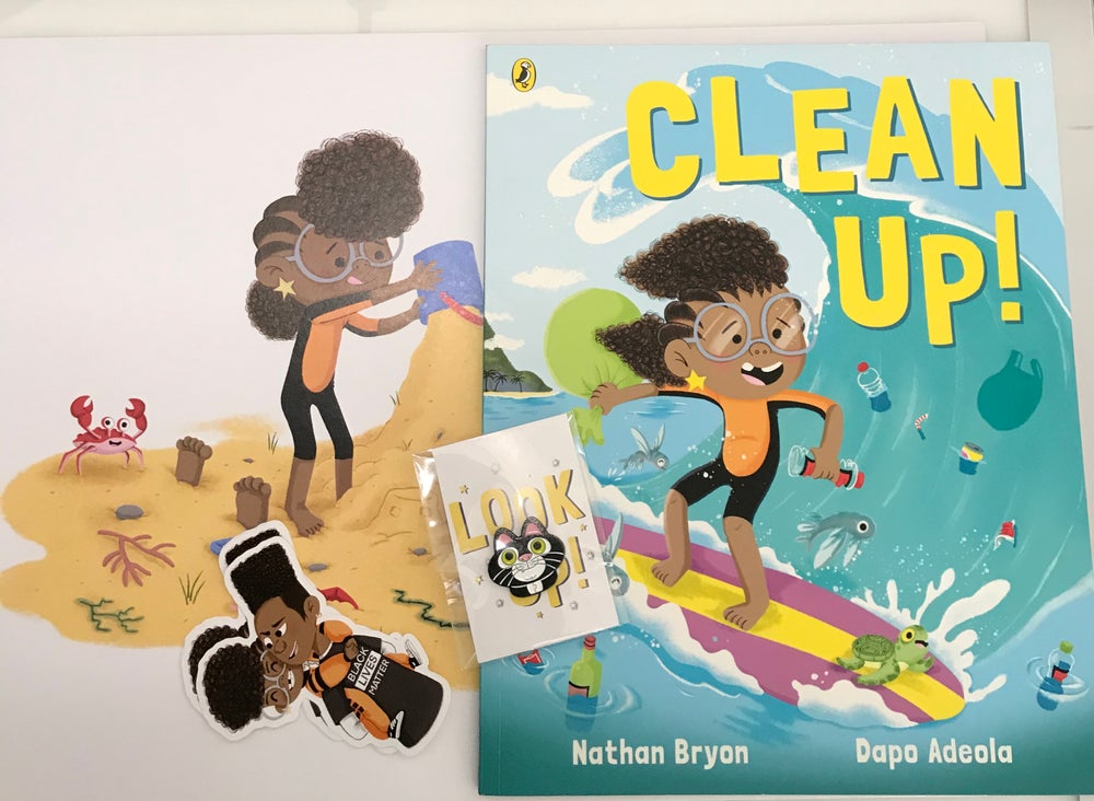Image of Clean Up! Gift bundle