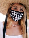 Eurokracy Mask - Houndstooth
