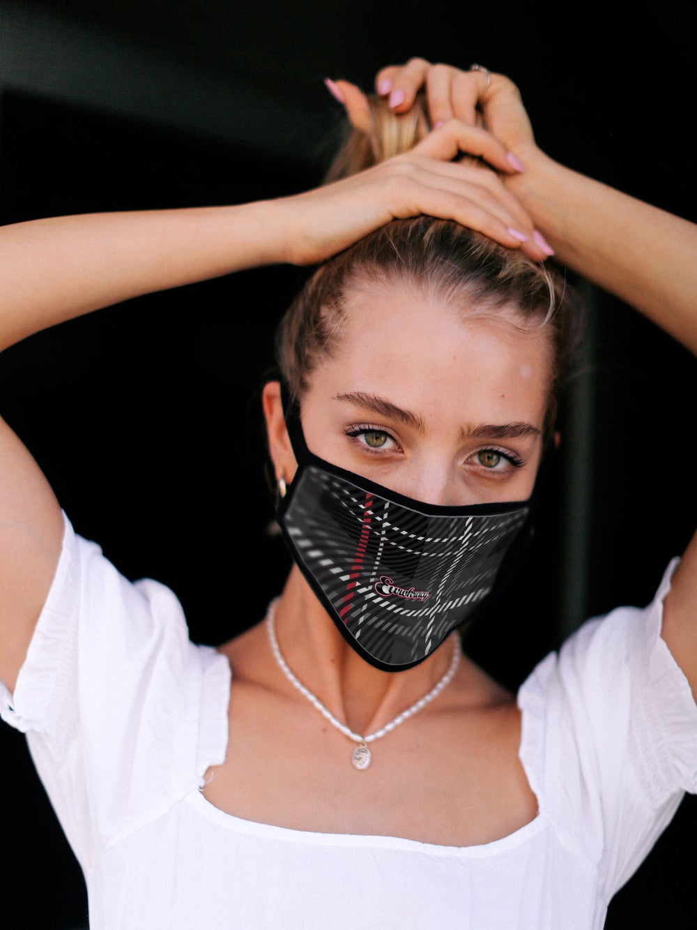 Eurokracy Mask - Plaid