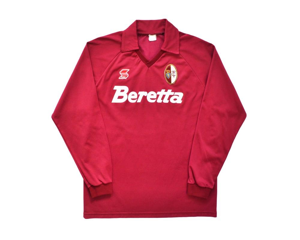 Image of 1990-91 ABM Torino Home Shirt L