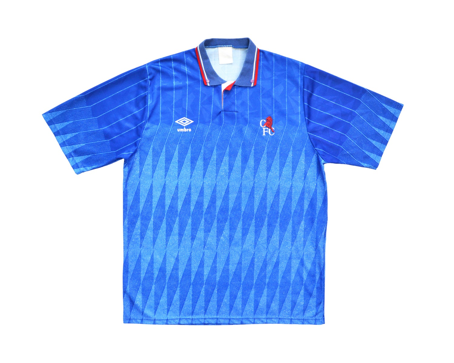 Image of 1989-91 Umbro Chelsea Home Shirt XL