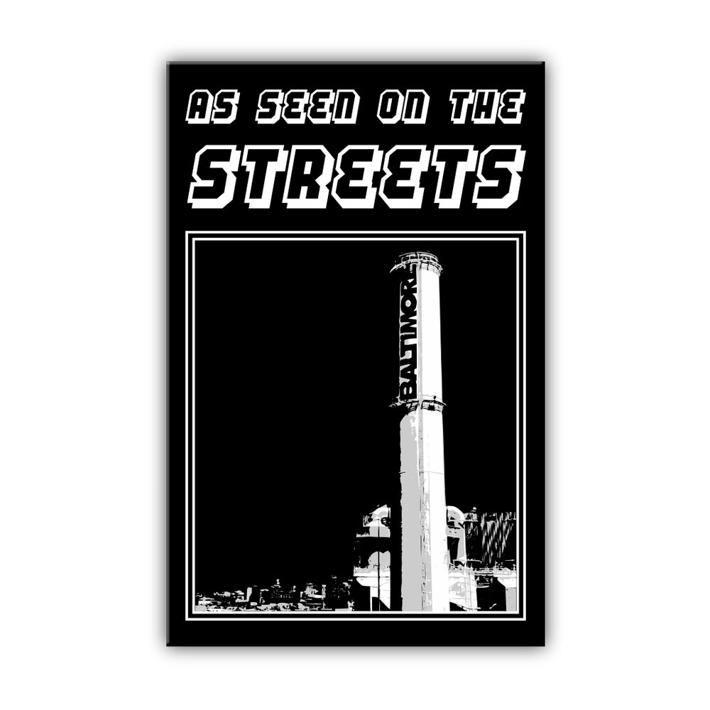 Image of As Seen On The Streets (BALTIMORE) - Zine
