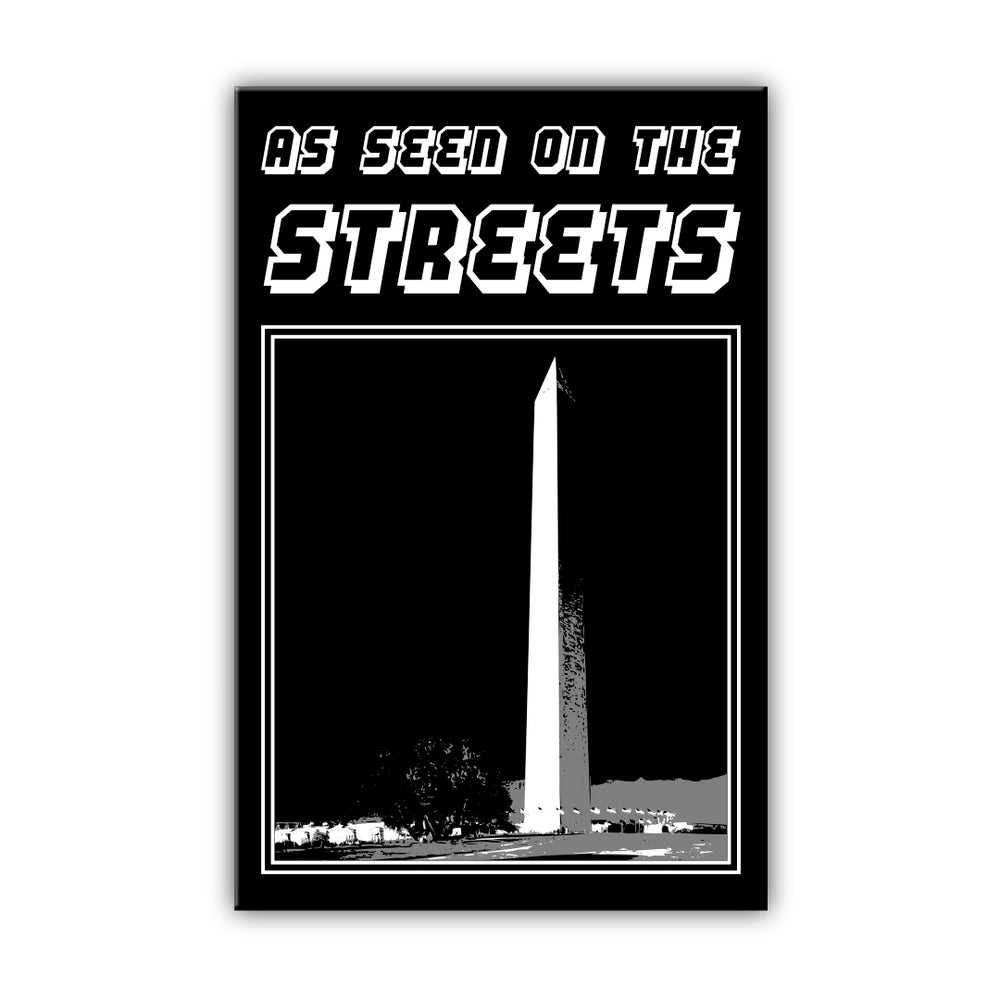 Image of As Seen On The Streets (DC) - Zine