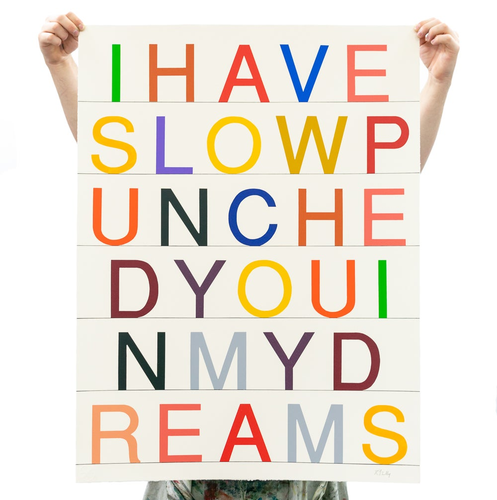 Image of I Have Slow Punched You In My Dreams - Rachael McCully