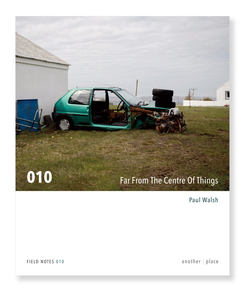 Image of Far From The Centre Of Things - Paul Walsh