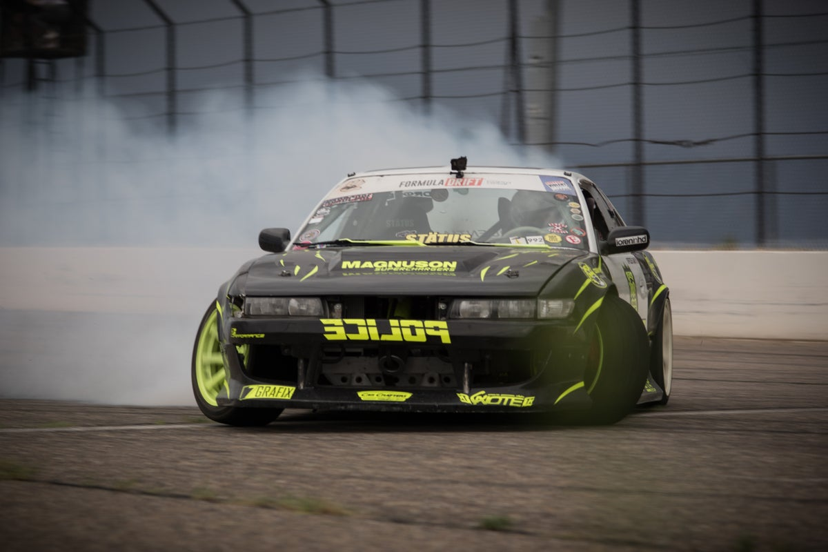 Image of No Coast Drift Party 10 Driver Entry