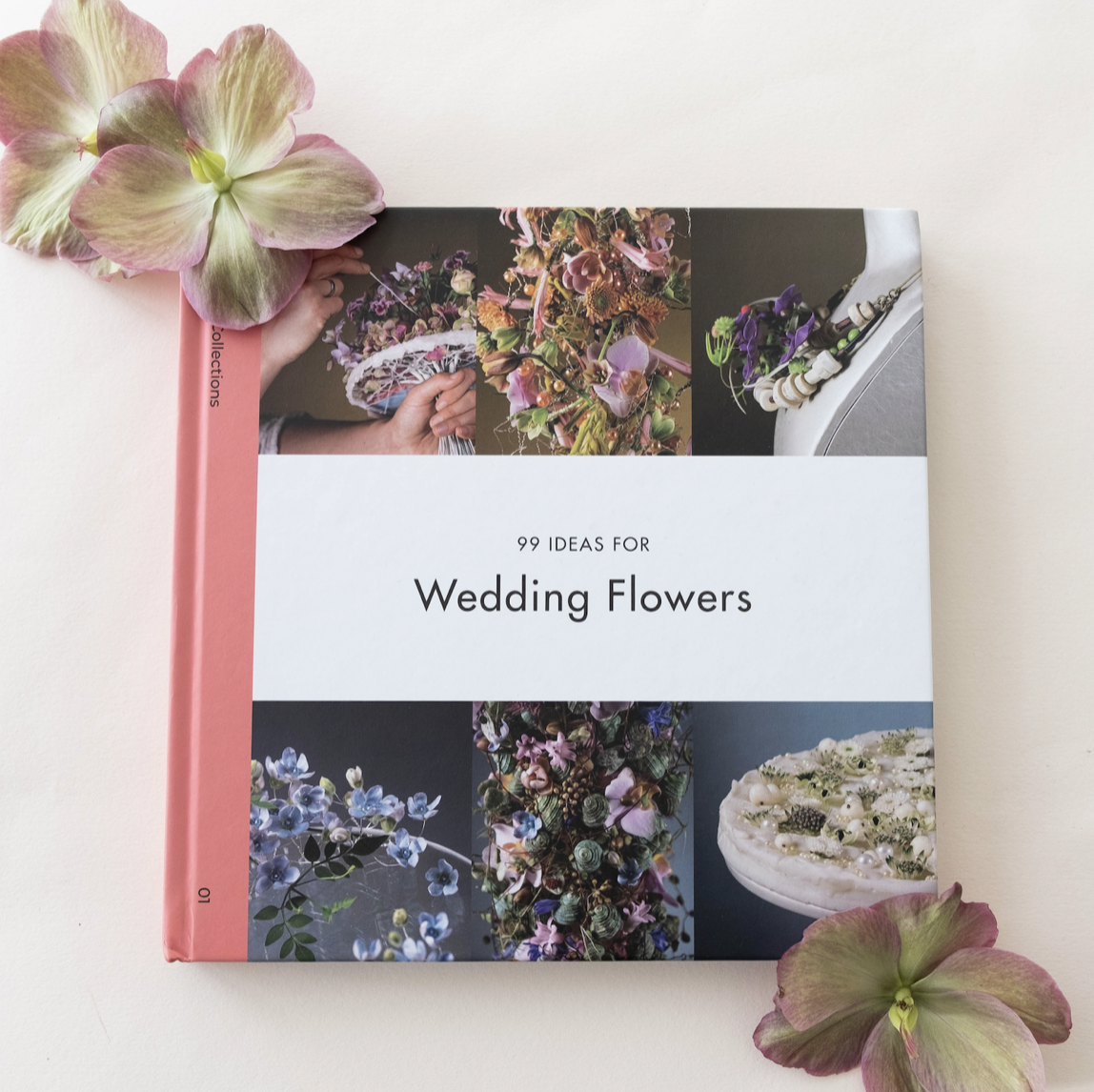 Image of 99 Ideas for Wedding Flowers - Book