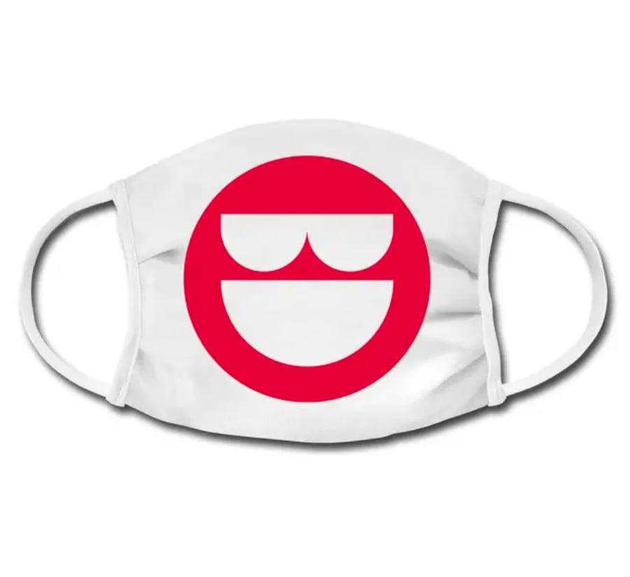 Image of Büro Destruct - Facemask Büro Discount (Fake Logo)