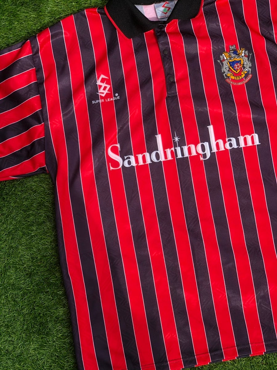 Image of Replica Super League 1994/95 Away Shirt XL