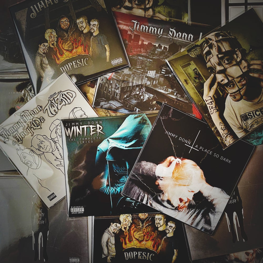 Image of Ultimate Sicfux CD Bundle Box Set