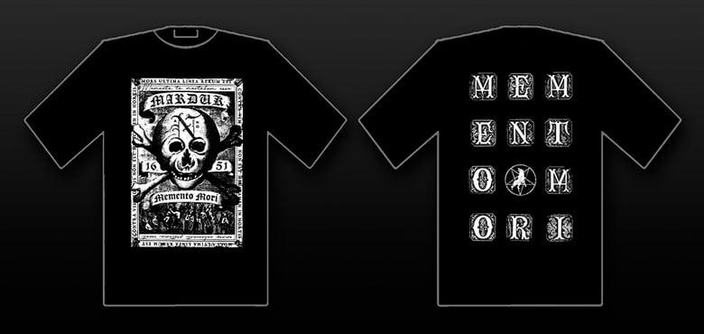 Image of Marduk - Memento Mori