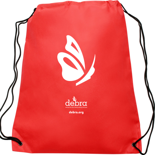 Image of Red String Backpack