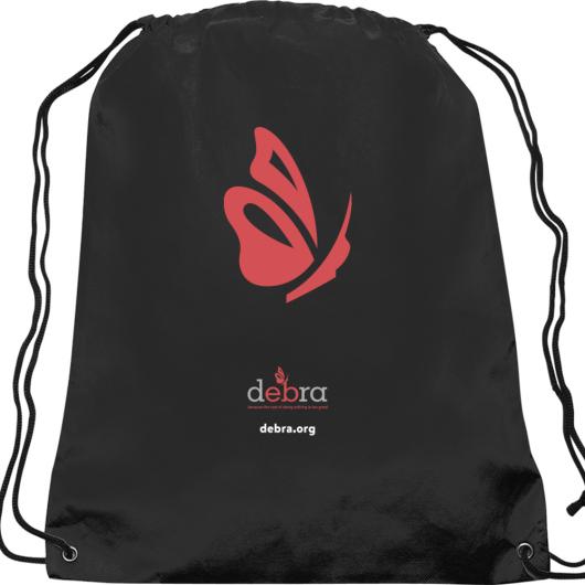 Image of Black String Backpack