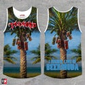 "Tankard ""I wanna live in Beermuda"" Tank Top Shirt"
