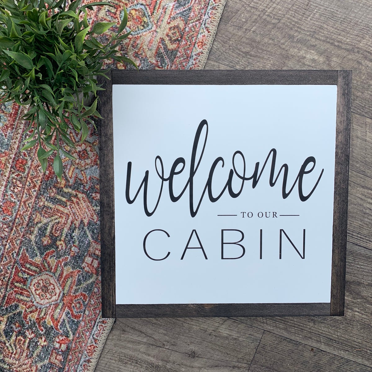 Image of Welcome to our Cabin