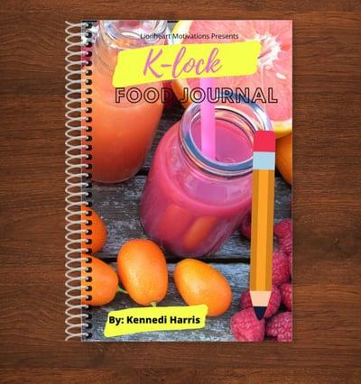 Image of K-lock Food Journal