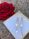 Virgencita Rosario Earrings