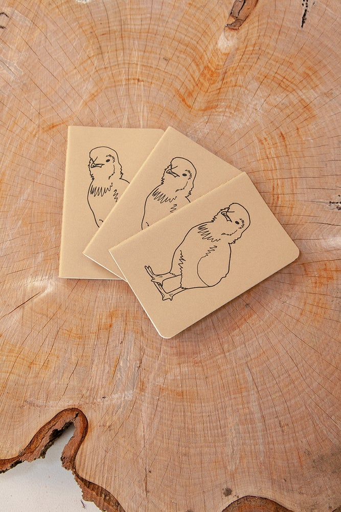 Image of Small Chick Moleskin Cahier Notebook