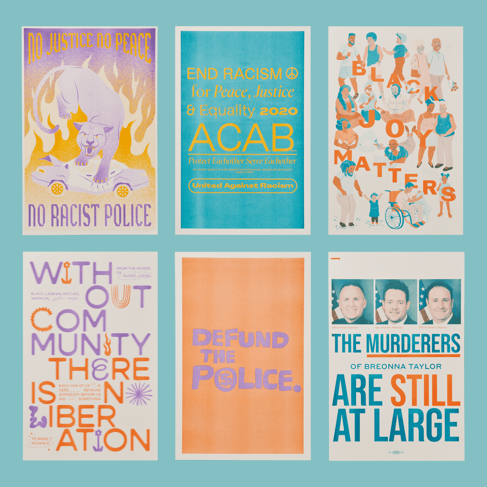 Image of Solidarity Posters