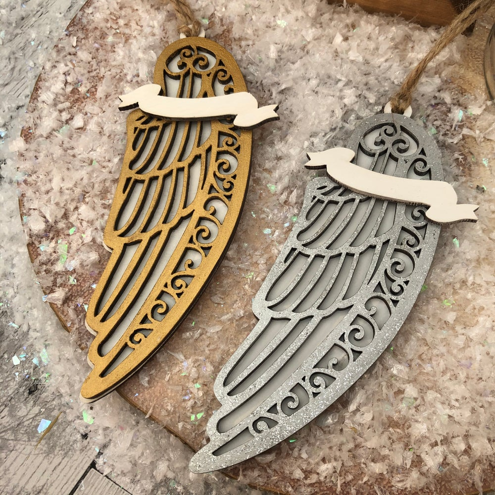 Image of Angel Wing