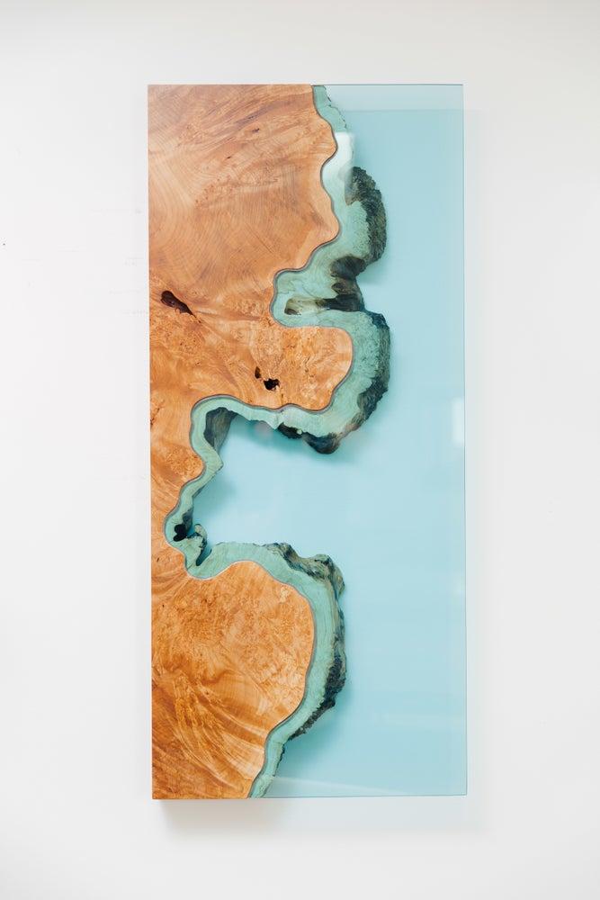 Image of coastline | aerial series no. 5