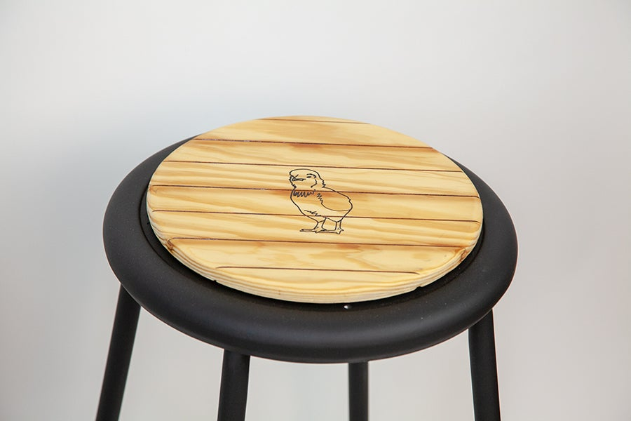 Image of Custom Stool Set