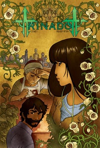 Image of TRINADOT - Issue 1