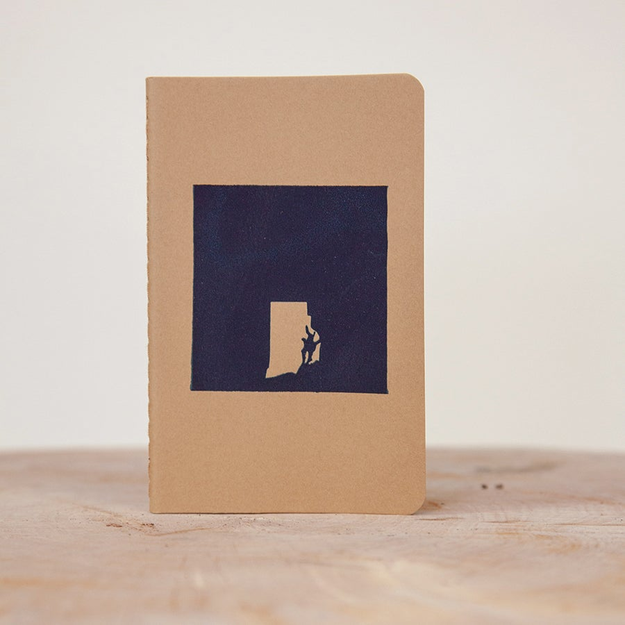Image of Rhode Island Moleskin Cahier Journal