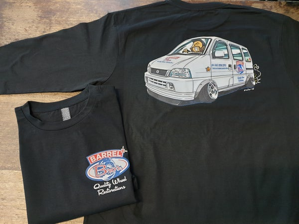 Image of Sportsvan track day long sleeve