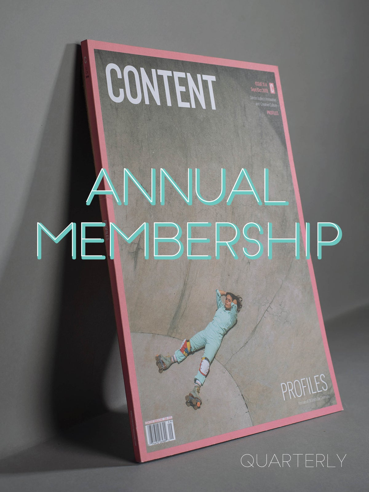 Image of Magazine Membership
